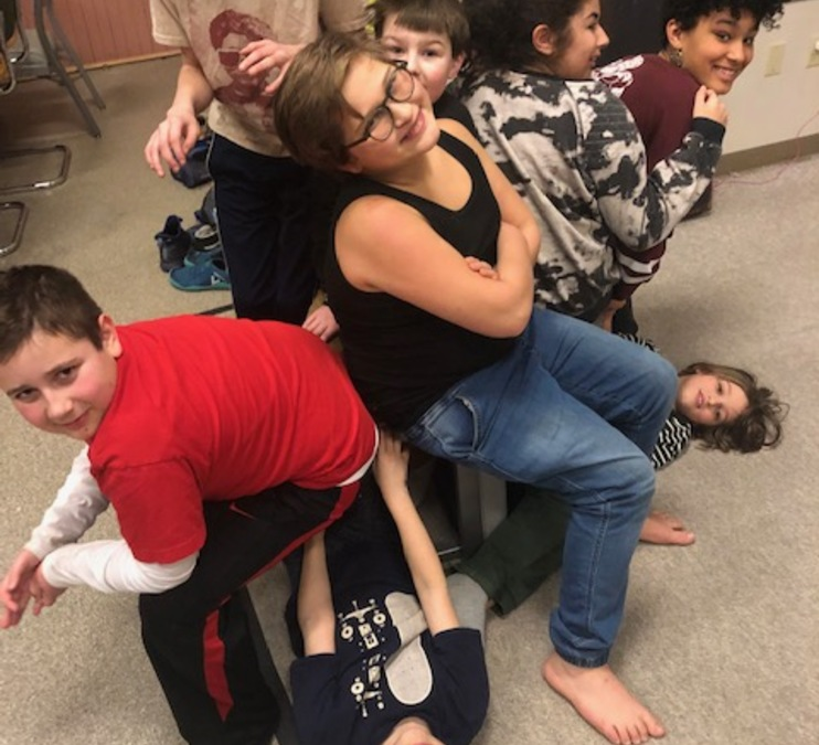 Comedy Improv Session 1 Ages 8-12