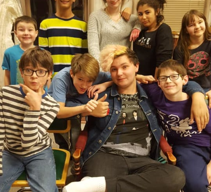 Comedy Improv Session DAYTIME Ages 7-13