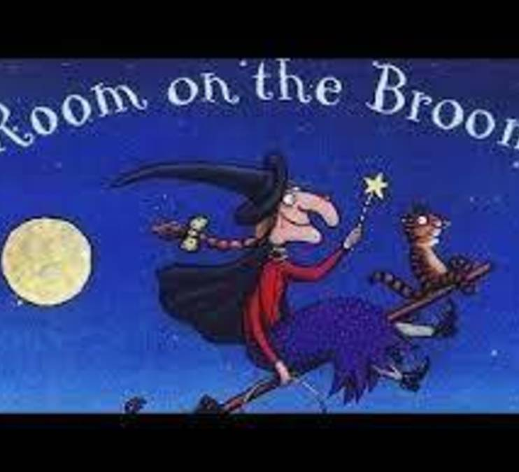 Young Actors performance Room on the Broom